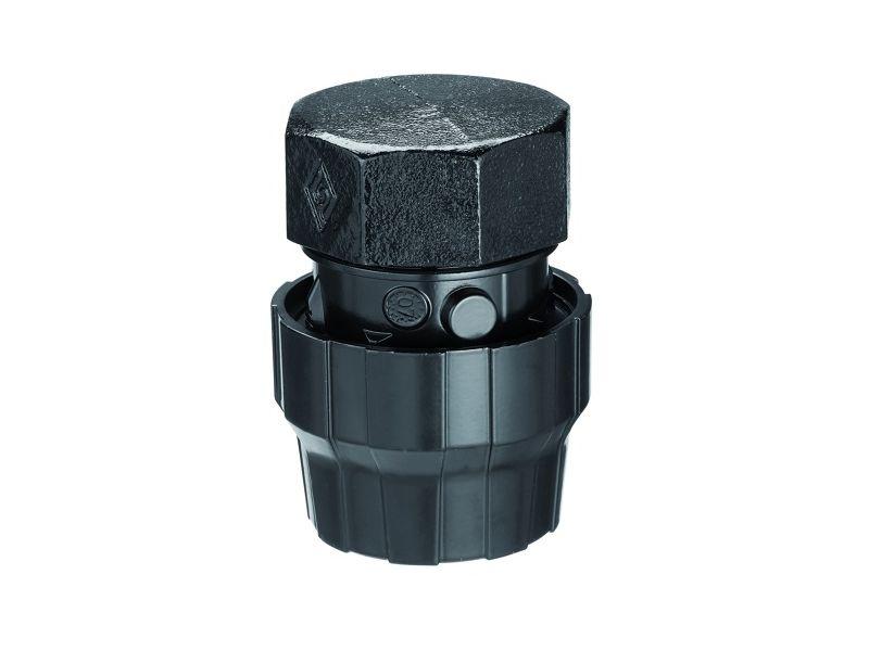 Bouchon Aluminium pour tubes Diam. ext. 63 mm de réseau air comprimé