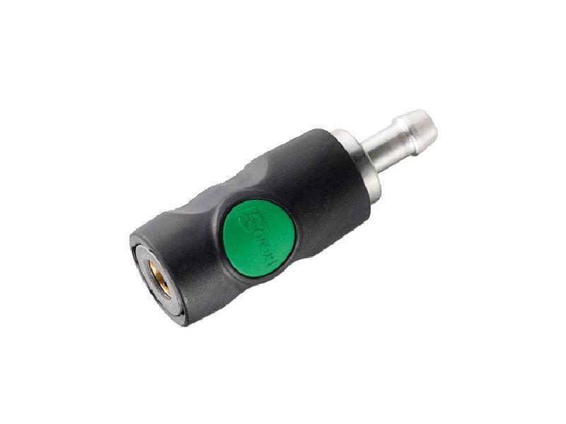 Raccord rapide de sécurité Euro pour tuyau 8 mm Prevost