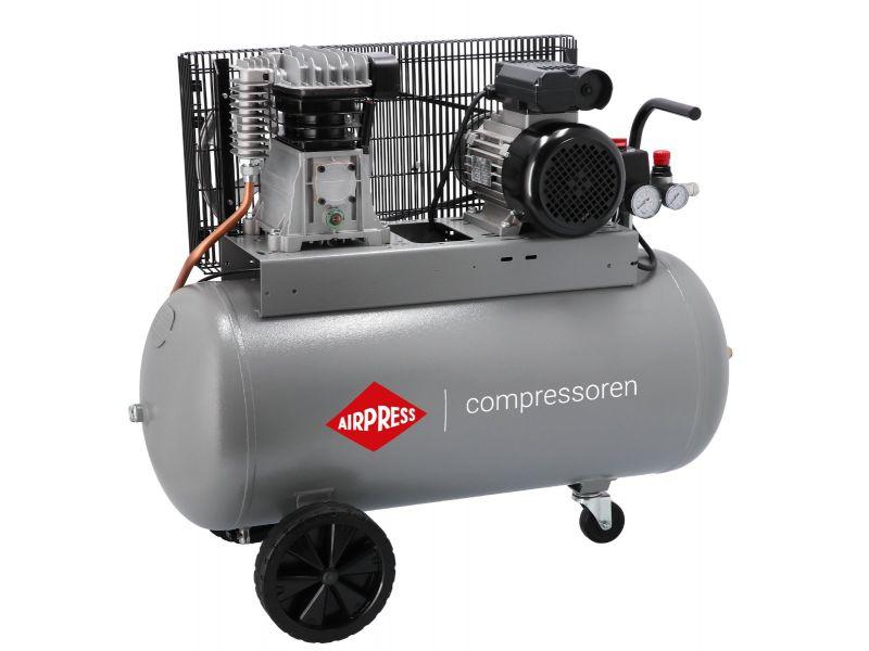 Compresseur HL 375-100 Pro 10 bar 3 ch/2.2 kW 231 l/min 90 L