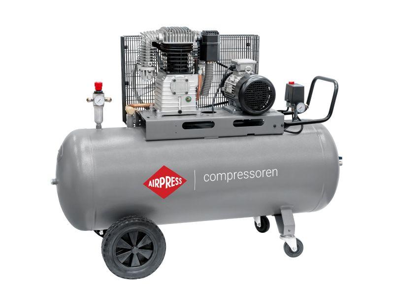 Compresseur HK 700-300 11 bar 5.5 ch/4 kW 530 l/min 270 L