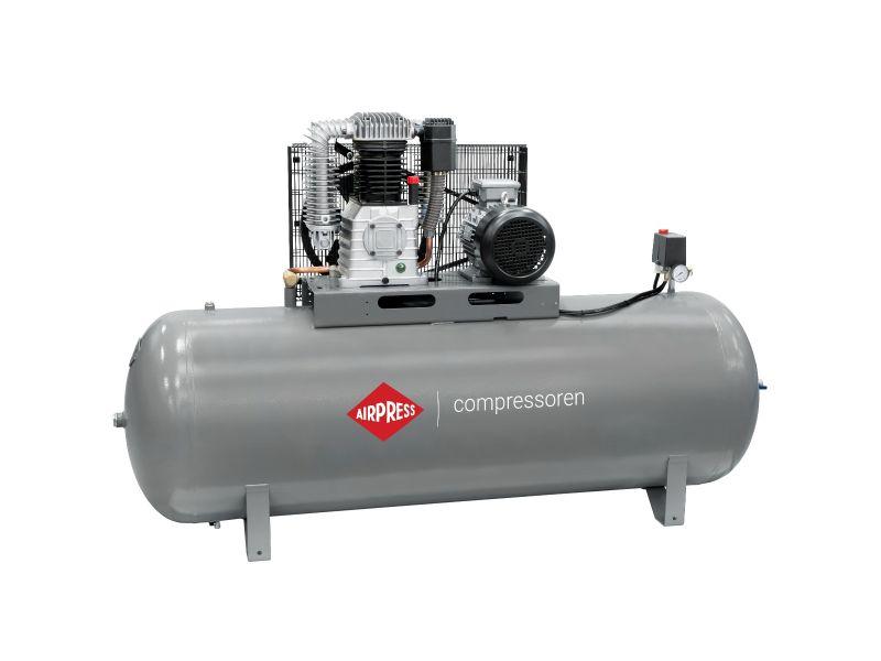 Compresseur HK 1000-500 11 bar 7.5 cv/5.5 kW 698 l/min 500 L