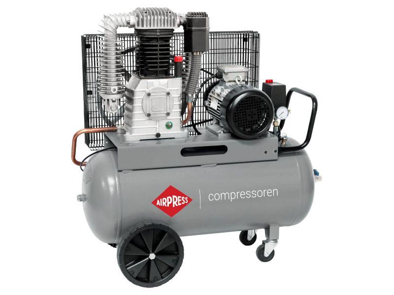 Compresseur HK 1000-90 11 bar 7.5 ch/5.5 kW 698 l/min 90 L