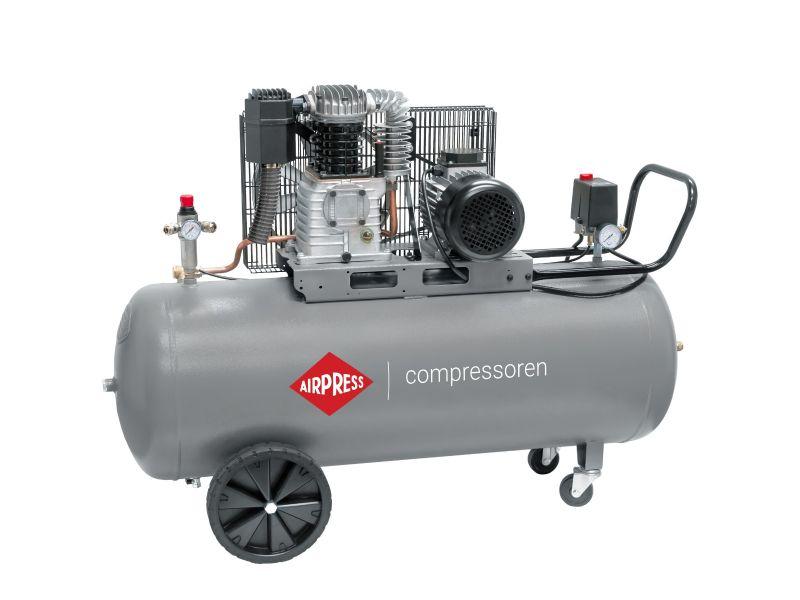 Compresseur HK 425-150 10 bar 3 cv/2.2 kW 280 l/min 150 L