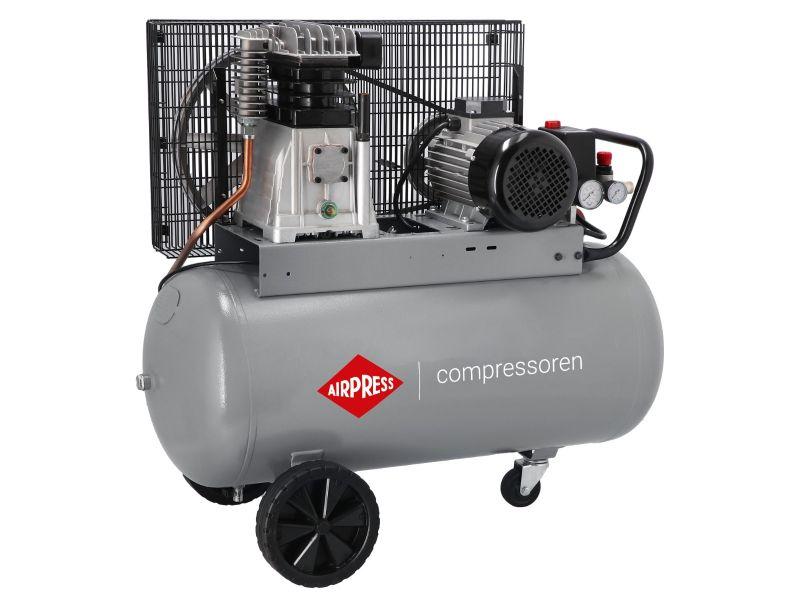 Compresseur HK 600-90 10 bar 4 cv/3 kW 336 l/min 90 L