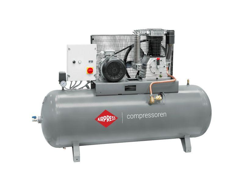 Compresseur HK 1500-500 11 bar 10 cv/7.5 kW 859 l/min 500 L