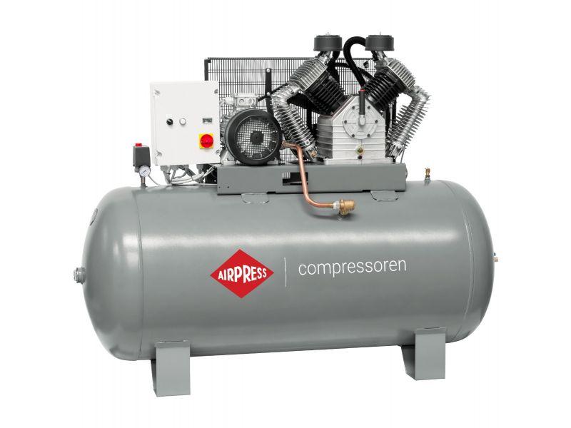 Compresseur HK 2000-900 SD Pro 11 bar 15 ch/11 kW 1395 l/min 900 L - démarreur étoile/triangle