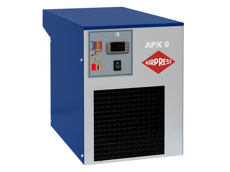 Sécheur d'air frigorifique APX-9 850 l/min 16 bar 230V/ 50Hz/ 1Ph 3/4