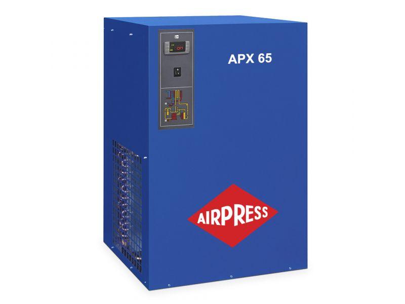 Sécheur d'air frigorifique APX-65 6500 l/min 13 bar 230V/ 50Hz/ 1Ph 1 1/2