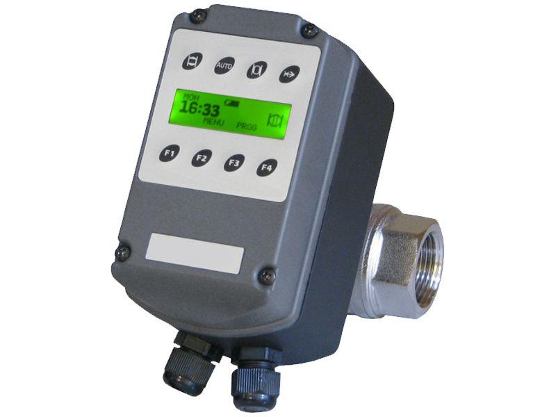 Vanne à bille électrique 230 V 1