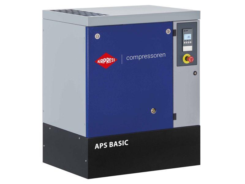 Compresseur à vis APS 7.5 Basic 8 bar 7.5 cv/5.5 kW 846 l/min