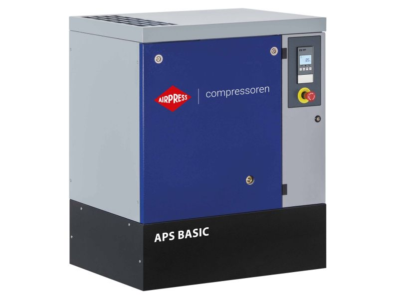 Compresseur à vis APS 20 Basic 10 bar 20 ch/15 kW 1680 l/min