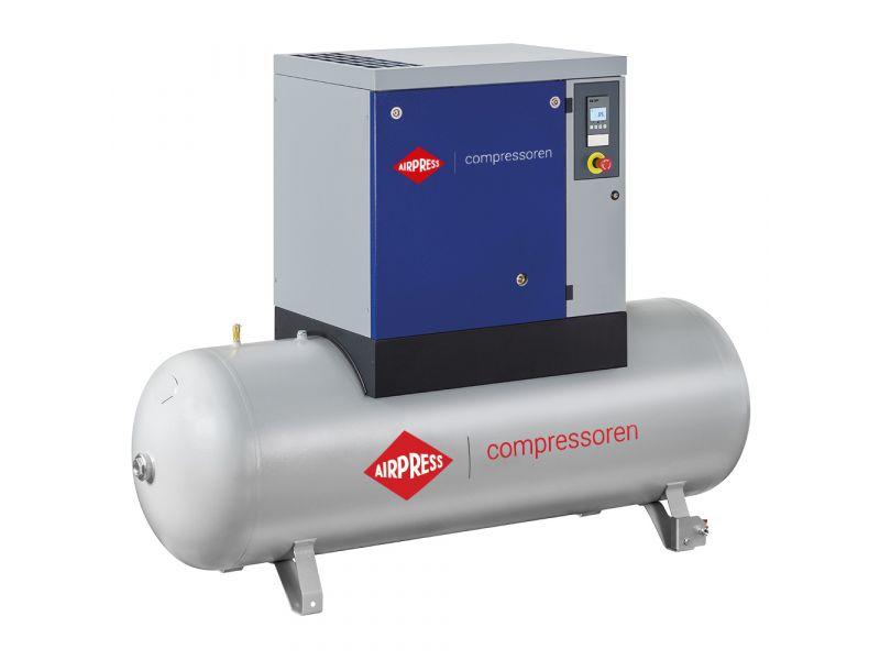 Compresseur à vis APS 7.5 Basic Combi 10 bar 7.5 ch/5.5 kW 690 l/min 500 L
