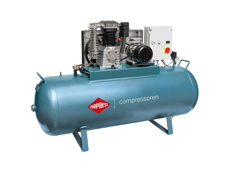 Compresseur K 500-700S 14 bar 5.5 cv/4 kW 420 l/min 500 L