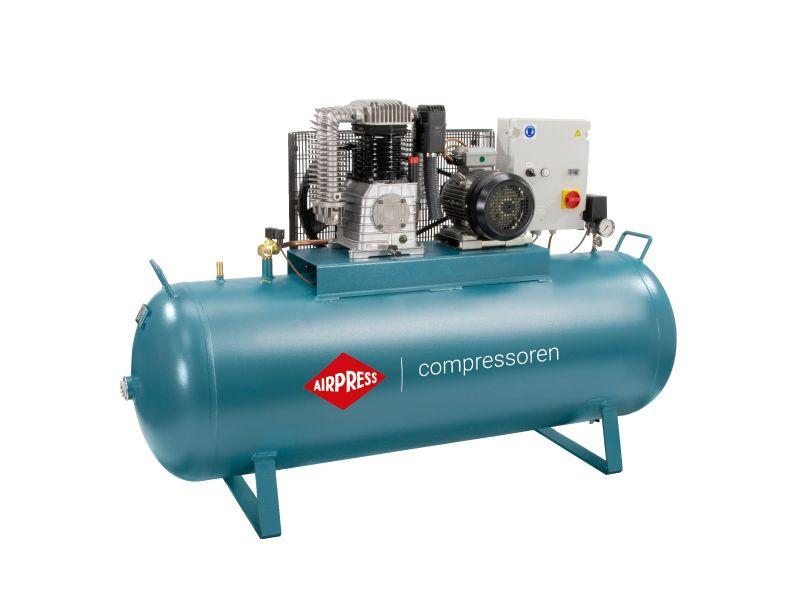 Compresseur K 500-1000S 14 bar 7.5 cv/5.5 kW 600 l/min 500 L