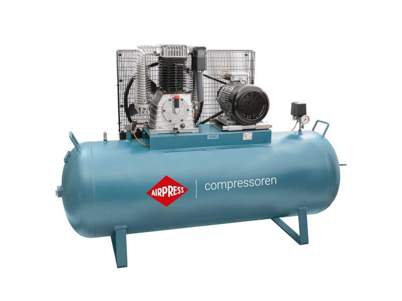 Compresseur K 500-1500S 14 bar 10 cv/7.5 kW 750 l/min 500 L