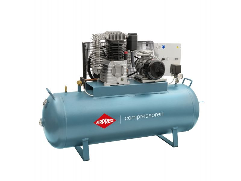Compresseur K 300-700S 14 bar 5.5 cv/4 kW 420 l/min 300 L