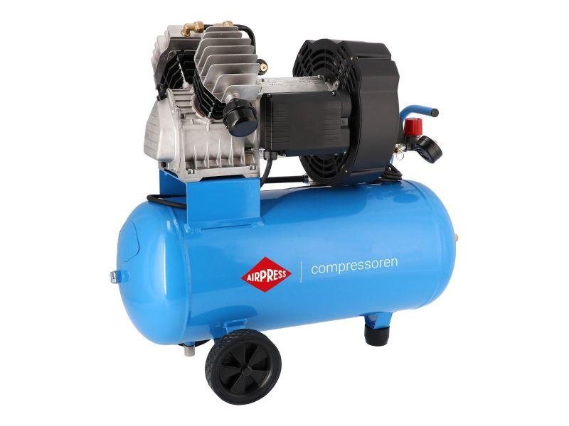 Compresseur LM 50-410 10 bar 3 cv/2.2 kW 327 l/min 50 L