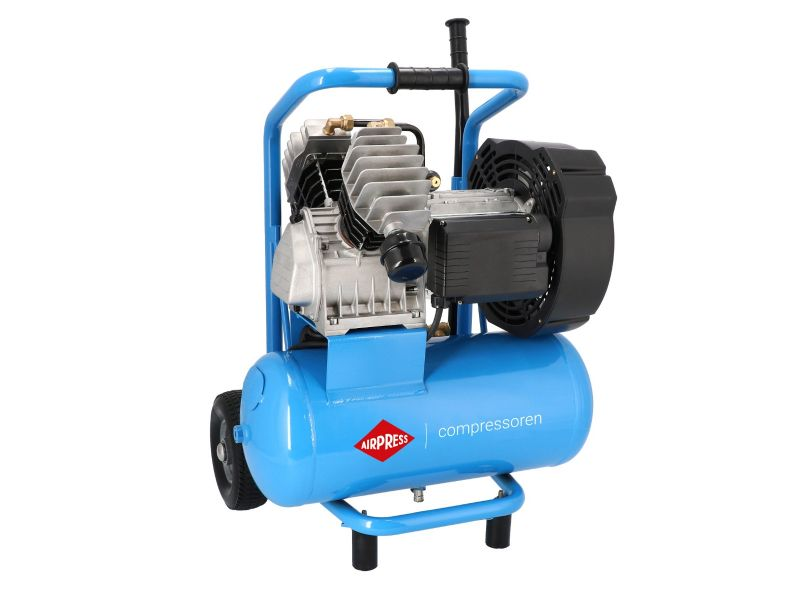 Compresseur LM 25-410 10 bar 3 cv/2.2 kW 328 l/min 25 L