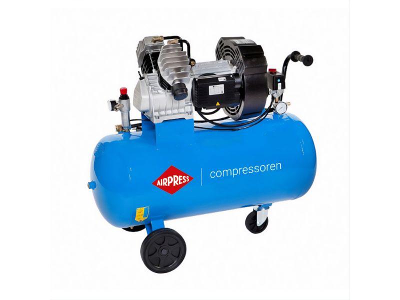 Compresseur LM 100-410 10 bar 3 cv/2.2 kW 197 l/min 100 L