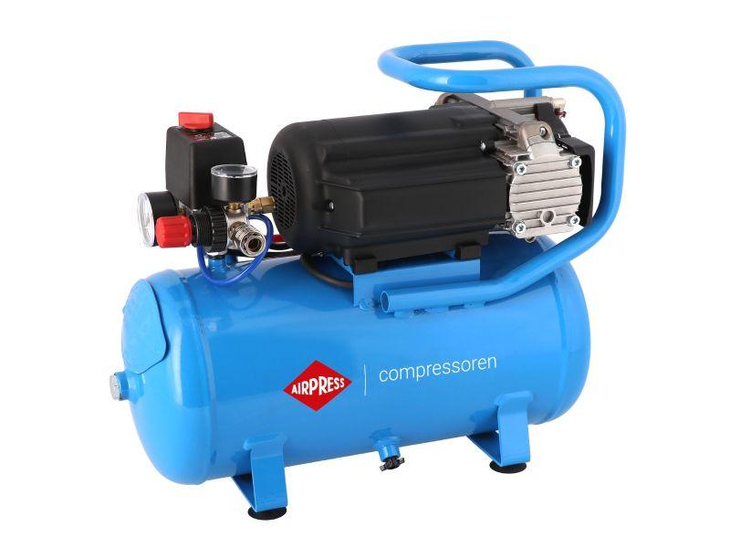 Compresseur Silencieux Sans Huile LMO 15-210 8 bar 0.75 ch/0.55 kW 168 l/min 15 L