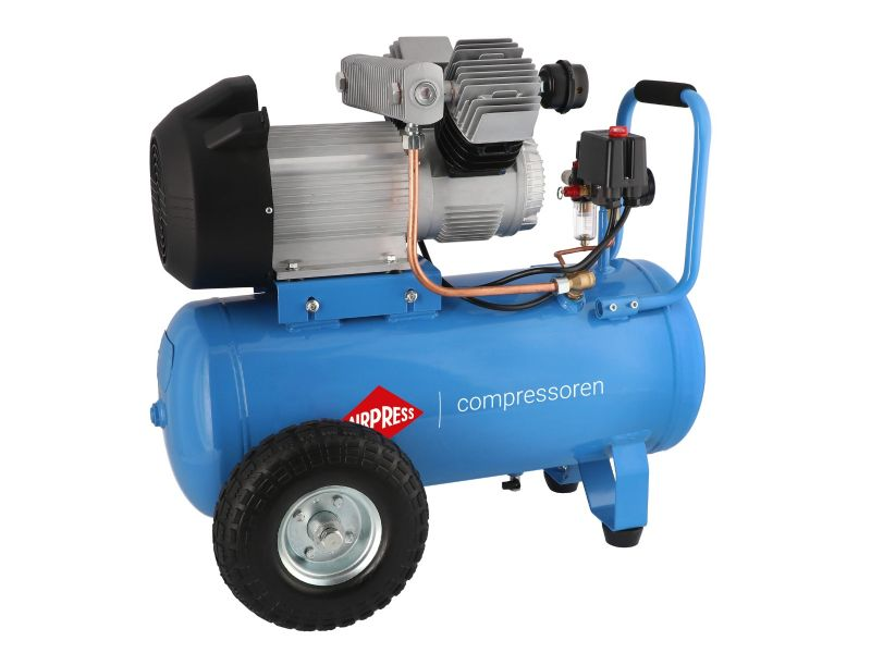 Compresseur LM 50-350 10 bar 3 cv/2.2 kW 245 l/min 50 L
