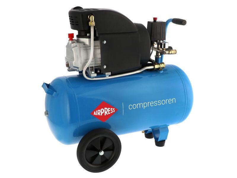 Compresseur HL 325-50 8 bar 2.5 cv/1.8 kW 195 l/min 50 L