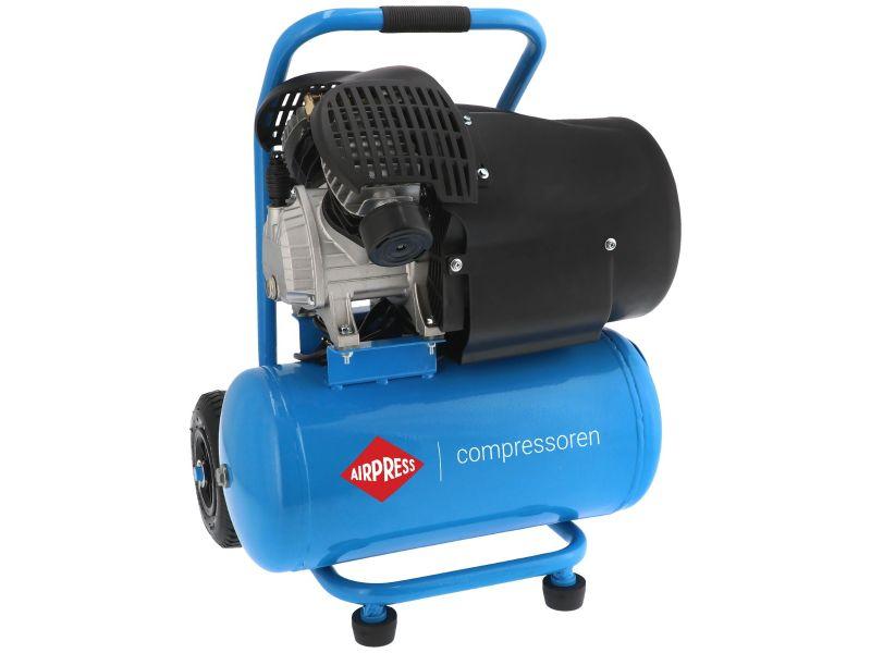 Compresseur HL 425-24 8 bar 3 ch/2.2 kW 314 l/min 24 L