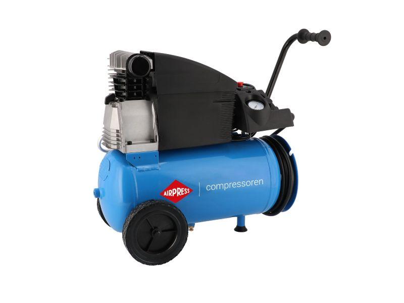 Compresseur H 360-25 10 bar 2.5 cv/1.8 kW 288 l/min 25 L