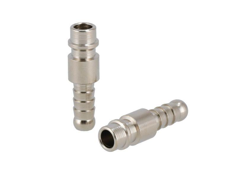 Embout tuyau air comprimé Euro 8 mm - 2 pièces sous blister