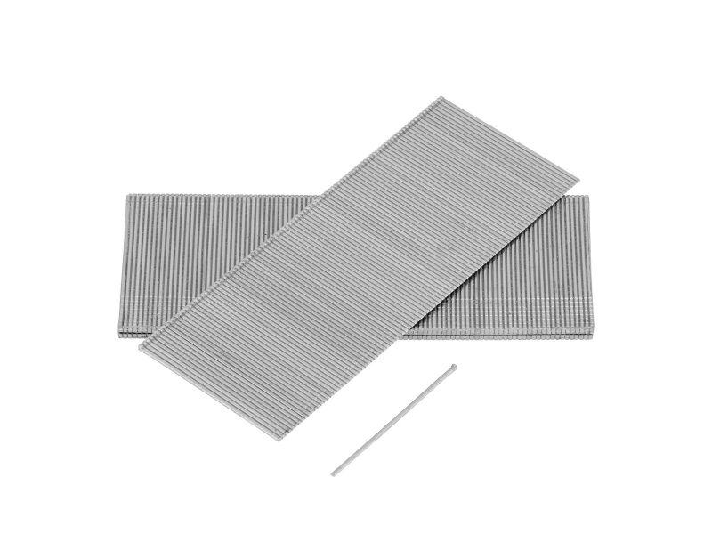 Mini pointes x500 50 mm en inox - Sous blister