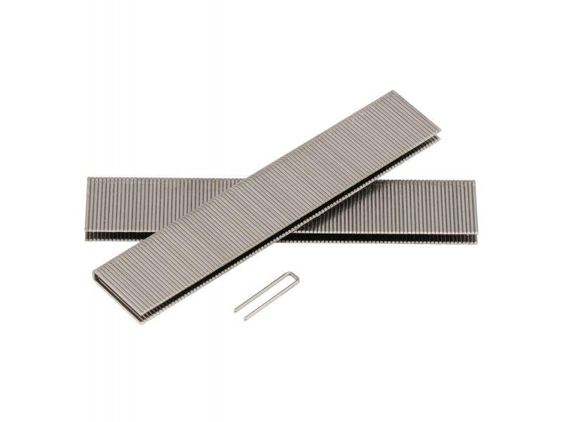 Agrafes x500 T90/25 mm Diam 1.05x1.26 mm L.5.7mm