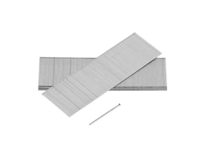 Clous mini brads x7000 L.40 mm Tête 2 mm Diam. 1.5x1.26 mm
