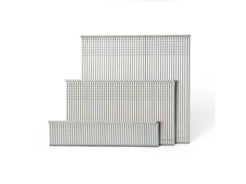 Clous x4000 L.25 mm Tête 2.8 mm Diam. 1.5x1.26 mm