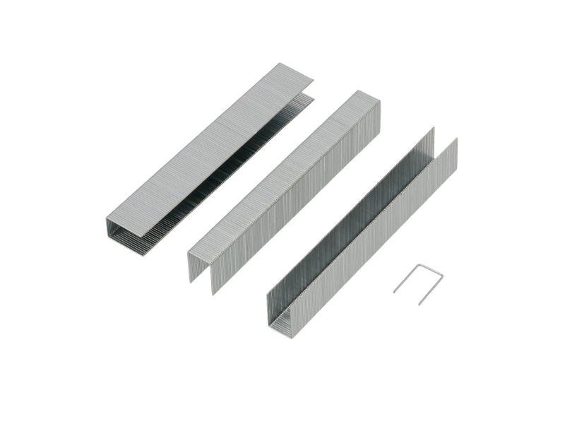 Agrafes x10000 20 mm Diam 0.65x0.9 mm L.12.8 mm