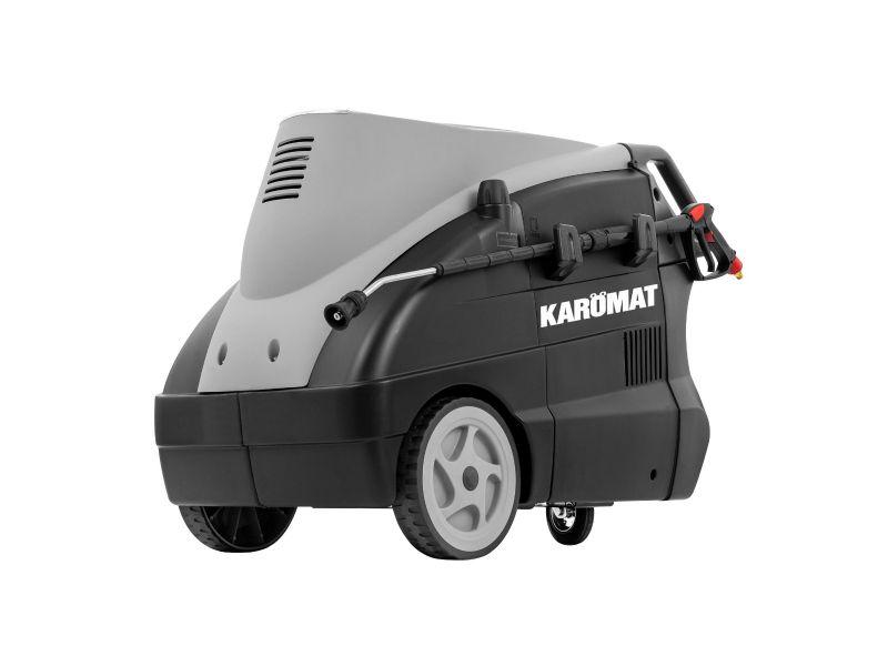 Nettoyeur H.P. HDT 900-150 5.5 cv/4 kW 40-140°C 15 l/min 150 bar 1450 tr/min 400V