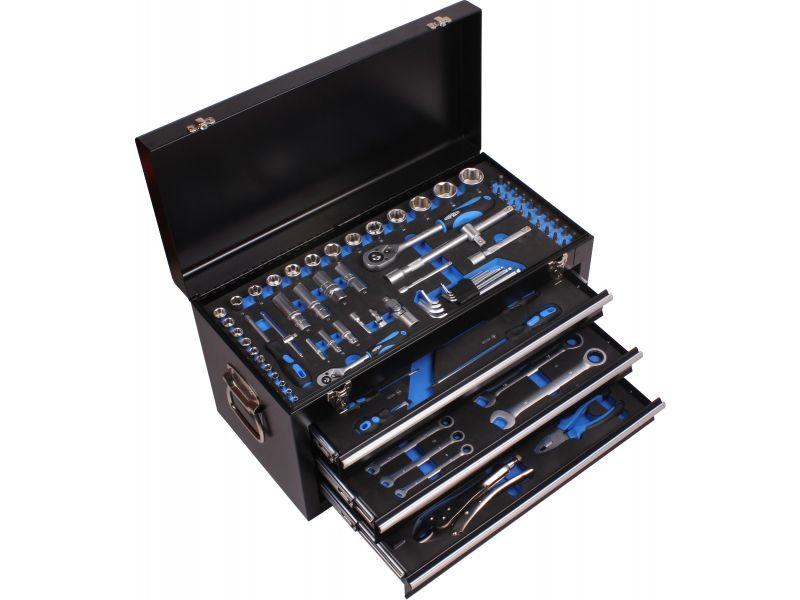 Boite à outils complète - 97 pièces