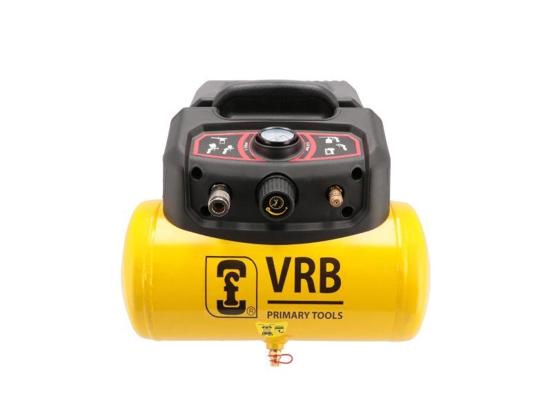 Mini Compresseur 8LC6-1.5 VRB 8 bar 2 ch/1.5 kW 129 l/min 6 L