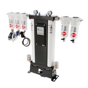 Set de sécheur d'air par adsorption OFAG3 120 l/min - ISO 8573-1 Class Zero