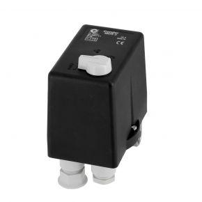 Pressostat Condor avec relais thermique 4 ch/3 kW 16 bar 6.3 A 1/2
