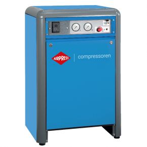 Compresseur Silencieux APZ 320 10 bar 3 ch/2.2 kW 317 l/min 24 L