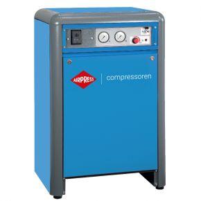 Compresseur Silencieux APZ 220+ 400 V 10 bar 2 ch/1.5 kW 177 l/min 24 L