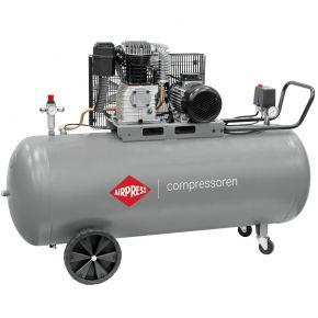 Compresseur HK 600-270 10 bar 4 cv/3 kW 380 l/min 270 L