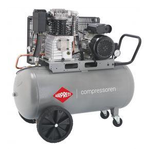Compresseur HL 425-100 Pro 10 bar 3 cv/2.2 kW 280 l/min 100 L
