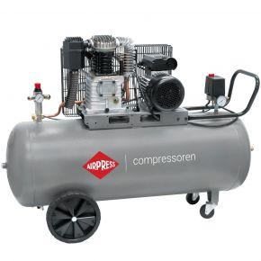 Compresseur HL425-150 Pro 10 bar 3 cv/2.2 kW 280 l/min 150 L