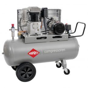 Compresseur HK700-150 Pro 11 bar 5,5 cv/4 kW 621 l/min 150 L