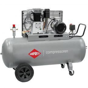 Compresseur HK 650-270 11 bar 5.5 cv/4 kW 490 l/min 270 L