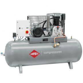 Compresseur HK 1500-500 SD Pro 14 bar 10 cv/7.5 kW 686 l/min 500 L - Démarrage étoile-triangle