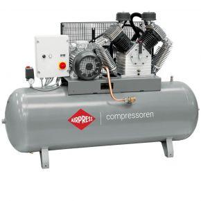 Compresseur HK 2000-500 SD Pro 11 bar 15 cv/11 kW 1395 l/min 500 L - Démarrage étoile-triangle