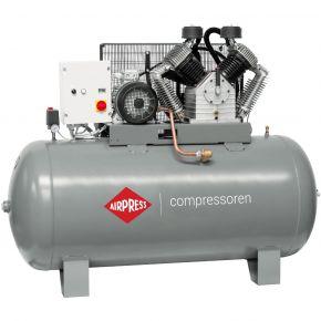Compresseur HK 2000-900 SD Pro 11 bar 15 cv/11 kW 1395 l/min 900 L - Démarrage étoile-triangle