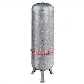 Cuve Verticale Galvanisée et Revêtue 500 L 11 Bar